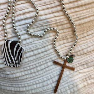 """36"""" necklace by Turquoise Haven. NWT."""